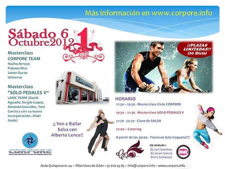Eventos evento deportivos deporte fitness day for Gimnasio villaviciosa de odon